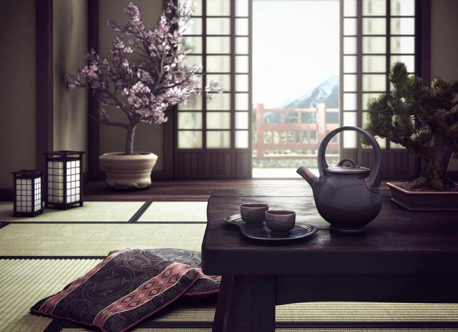 Japanski dizajn u vašem domu - Blog Tender5