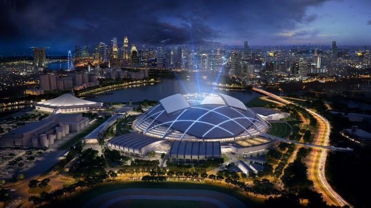 Singapurski nacionalni stadion: Građevina sa najvećom kupolom na svetu
