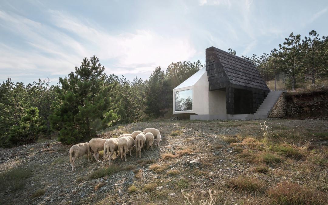 Kuća na Maljenu: spoj tradicionalnog i modernog