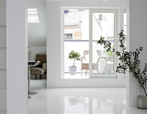 Dekorativna smola u vašem domu