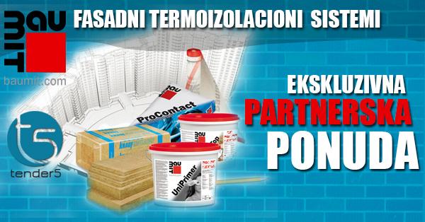 Nova partnerstva i proširenje ponuda – Tender5